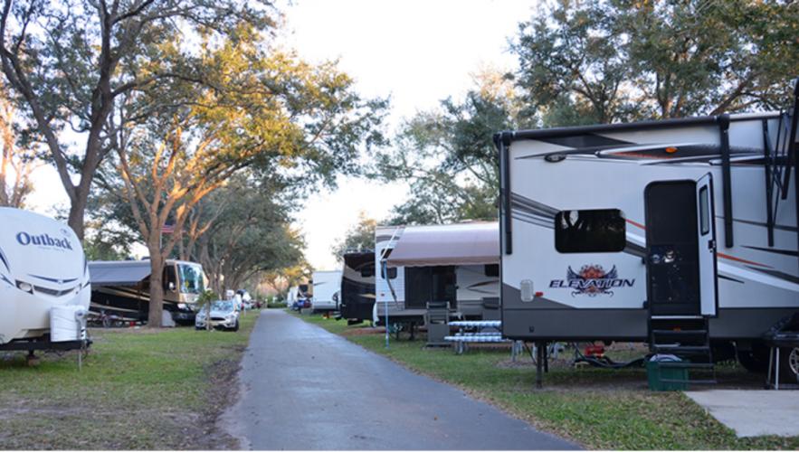 Campground / RV Park | Cypress Cove Nudist Resort