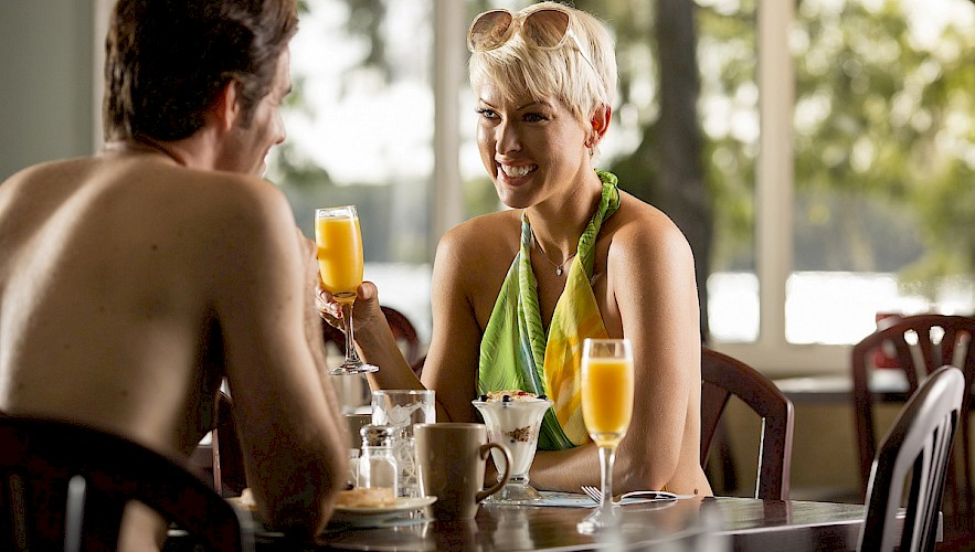 Dining And Drinking Cypress Cove Nudist Resort In