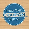 First Time Visitor Coupon