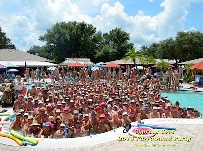 Foto de Cypress Cove Nudist Resort, Kissimmee: Parrothead