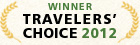 Winner Traveler's Chouce 2012
